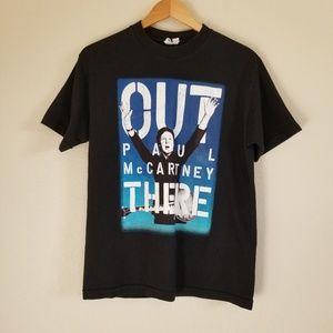 Paul McCartney Beatles Graphic T Shirt M